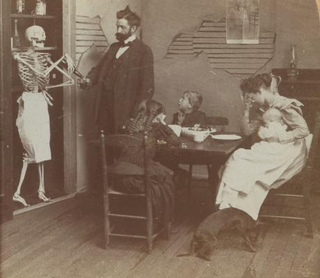 A Incrível História do Dr Belem e seu Esqueleto